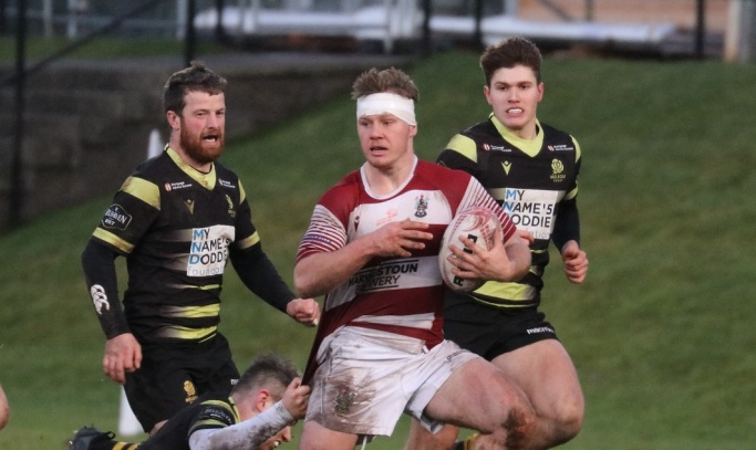 Match report: Six home wins on the spin for 1st XV