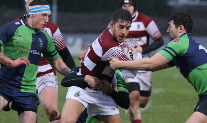 ​Match report: 1st XV remain unbeaten at home after fifth Myreside win
