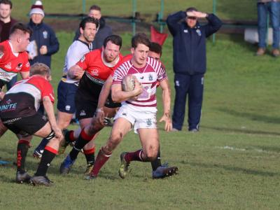 2XV Match Report: A win on the road for the 2XV