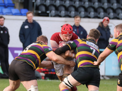 ​Feature: Consistent Ciaran was a key man for 1st XV in 2019/20