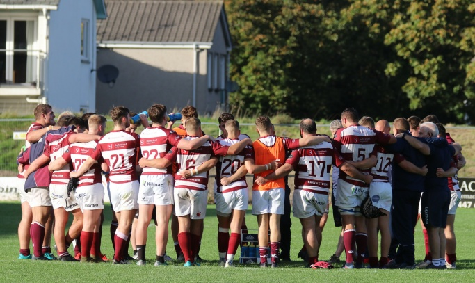 Match report: ​Cartha Queens Park 24 Watsonians 12