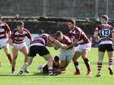 MATCH REPORT: Watsonians 30 Stirling County Wolves 29