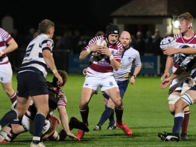 FRIDAY NIGHT LIGHTS! -V- EDINBURGH ACCIES