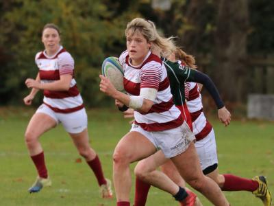 Women's XV award winners
