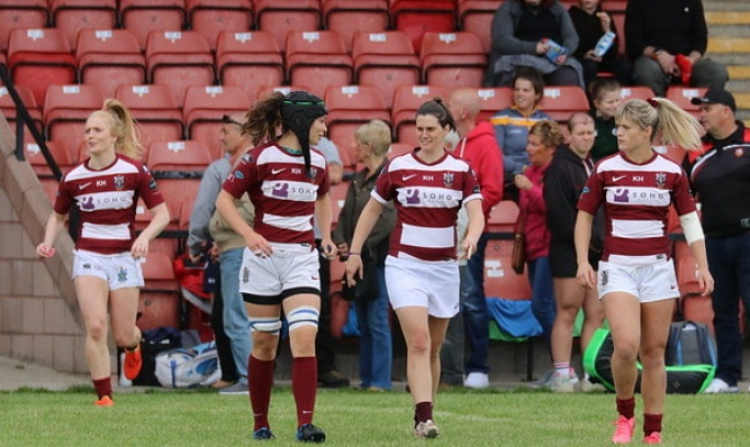 Match Report: Ladies XV 142 Ayr 0