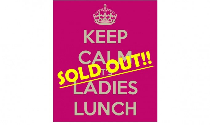EDINBURGH GIN LADIES LUNCH - SOLD OUT!!