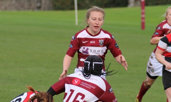 Match report: Seven up for Ladies XV