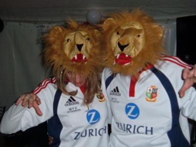 Flashback: When the WFC Lions roared in NZ and Fiji!