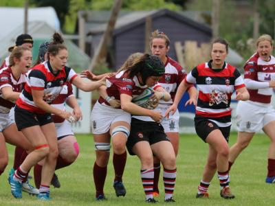 Skipper Bragg leading the charge for Ladies XV