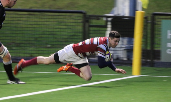 Match report: Falcons test a good hit out ahead of rest of season