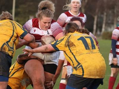 ​Feature: Sarah made her mark with Women's XV ahead of 21st