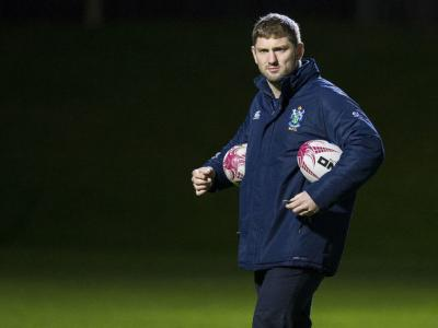 CLUB STATEMENT: Steve Lawrie to join Edinburgh Rugby