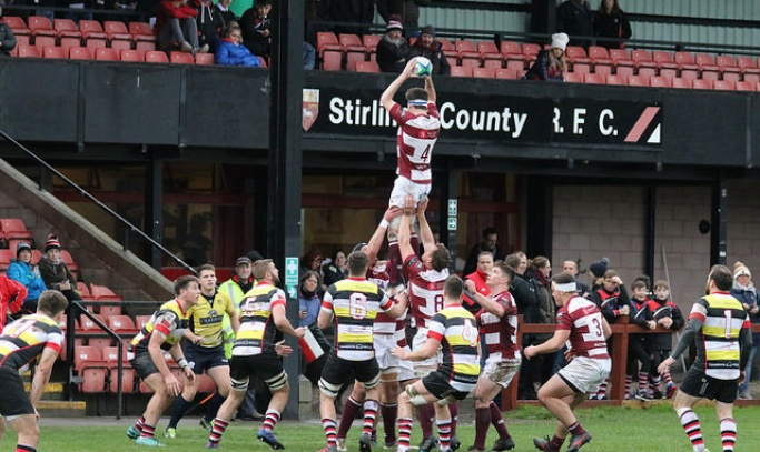 MATCH REPORT: Stirling County v Watsonians