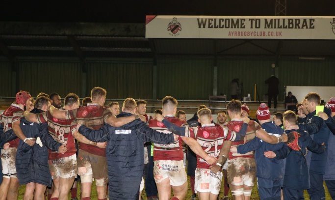 Match report: Losing bonus point after hard fought Super6 match at Millbrae