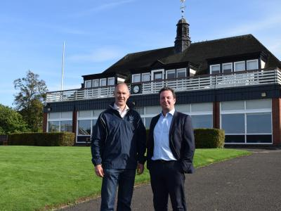Major Edinburgh property developer Qmile Group announces two-year partnership with Watsonian Warriors mini rugby section