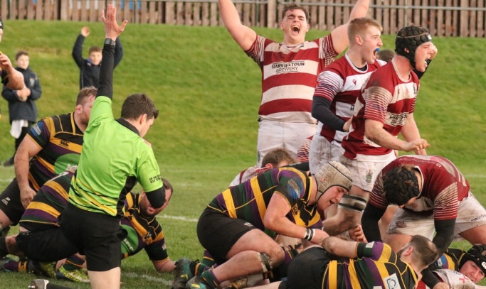 ​Match report: 1st XV battle back for hard fought draw
