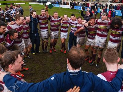 Flashback: 1st XV returned to top flight four years ago
