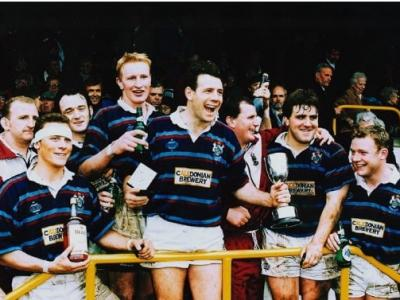 ​Flashback: 24 years since Watsonians won the Melrose Sevens in 1996