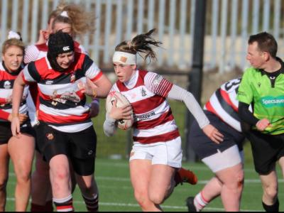 Women's XV toast Sarah Beaney Cup win and GB call-ups