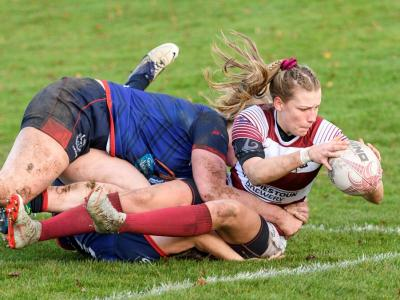 ​Match report: Perfect 10 for the Women's XV